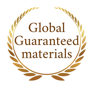 Global Guaranteed materials